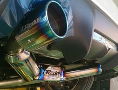 Greddy - SUPER STREET TITAN EXHAUST